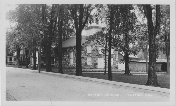 Olivet Baptist Church circa 1910