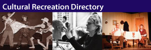 Cultural Recreation Directory