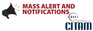 Mass Alert 311 CITAM
